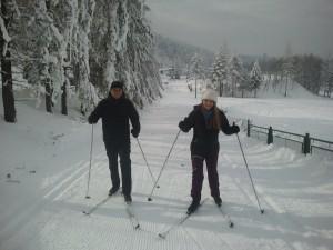 trasy biegowe w Zakopanem-cos