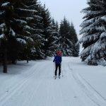 trasa narciarska obidowa-turbacz