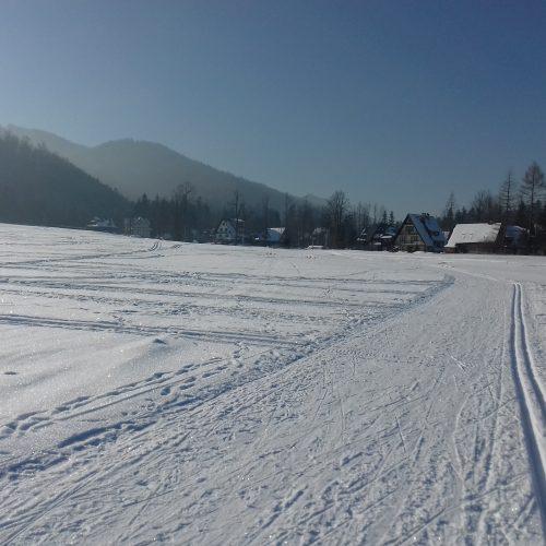 trasa biegowa Biały Potok