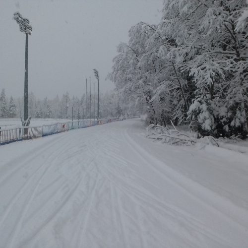 trasy biegowe COS_Zakopane