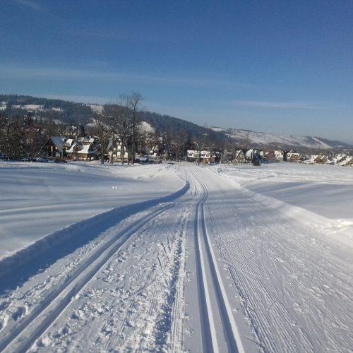 Trasy biegowe w Zakopanem