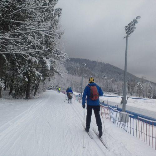 trasy biegowe w Zakopanem03_02_18