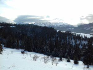 wycieczka narciarska- Zgorzelisko