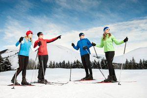 narty biegowe w Zakopanem